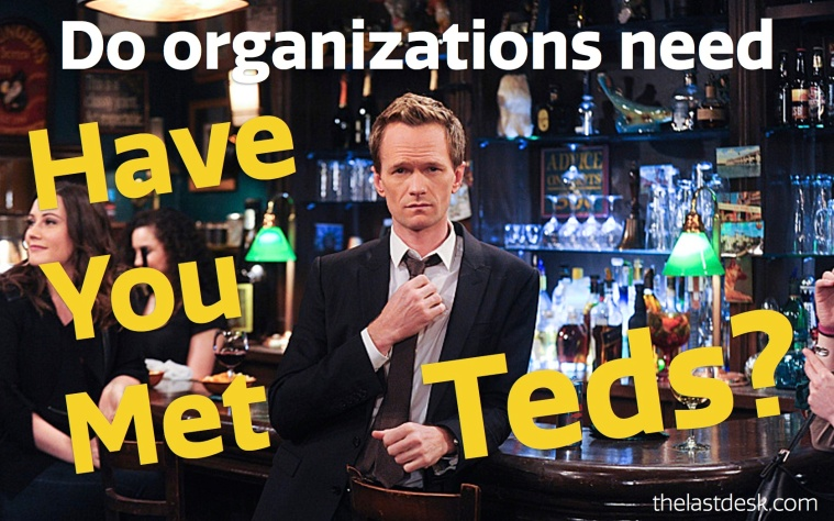 Have You Met Ted Cover